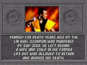 Scorpion Ending 1