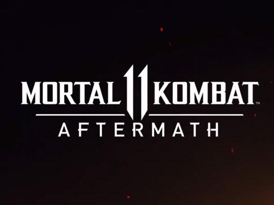 MK11 Aftermath Trailer