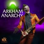 Arkham Anarchy Tower - Joker