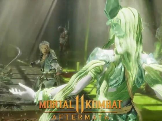 MK11 Aftermath Fujin Intro