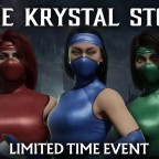 TIme Krystal Store Event
