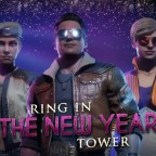 Ring in the New Year Tower
