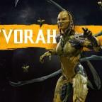 MK11 Render D'Vorah