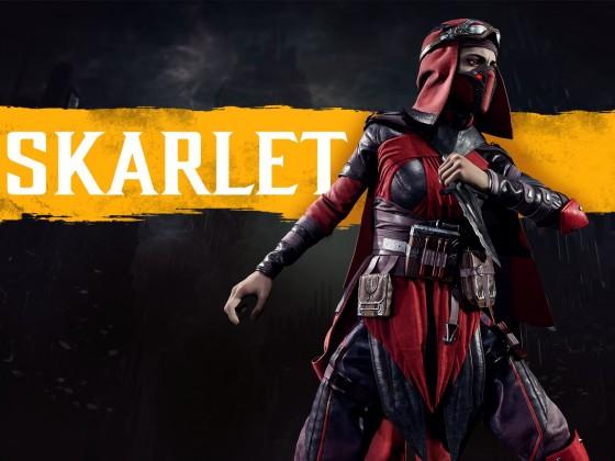 MK11 - Render Skarlet