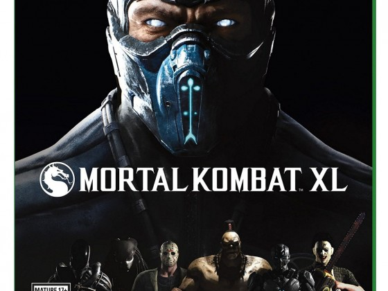 Mortal Kombat XL - Cover XBOX One